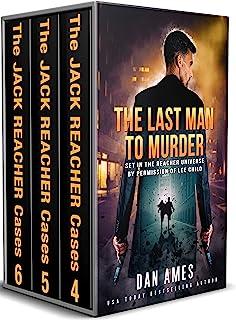 The Jack Reacher Cases: Three Complete Jack Reacher Thrillers - Book #4, #5 & #6 (The Jack Reacher Cases Boxset 2)