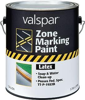 blue parking lot paint