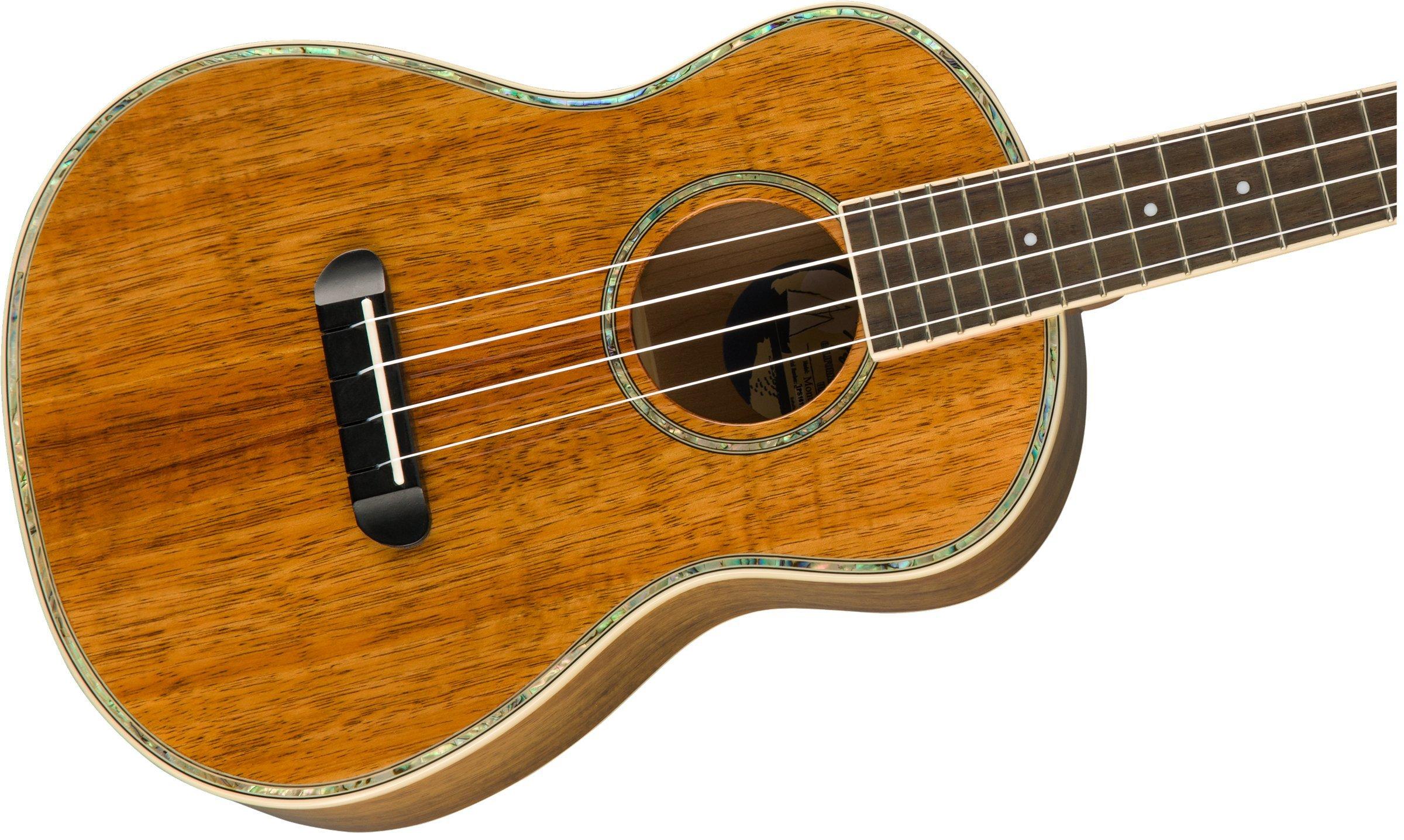 Montecito Tenor Ukulele Natural: Amazon.es: Instrumentos musicales