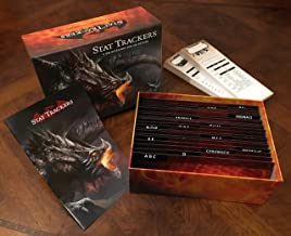 Complete Stat Trackers Set -- The Ultimate System for DM's of 5th Edition
