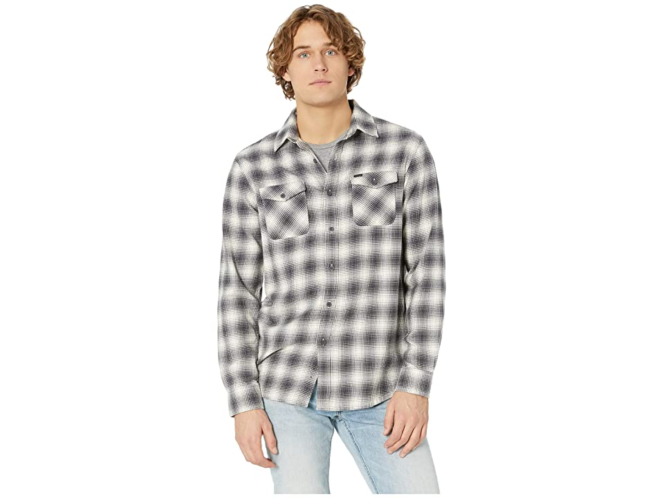 Rip Curl Draco Flannel Shirt (Off-White) Men