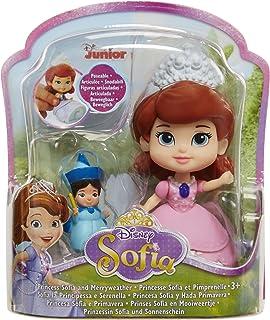 Sofia the First Mini Doll, 7cm, Assorted