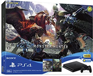 PlayStation 4 MONSTER HUNTER: WORLD Value Pack【メーカー生産終了】