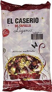 El Caserio - De Tafalla Ligeros - Caramelo de leche sin azúcares añadidos con edulcorantes -