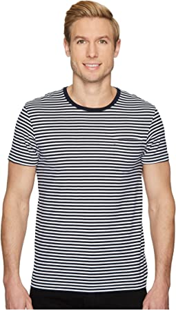 Polo Ralph Lauren - Striped Pocket T-Shirt