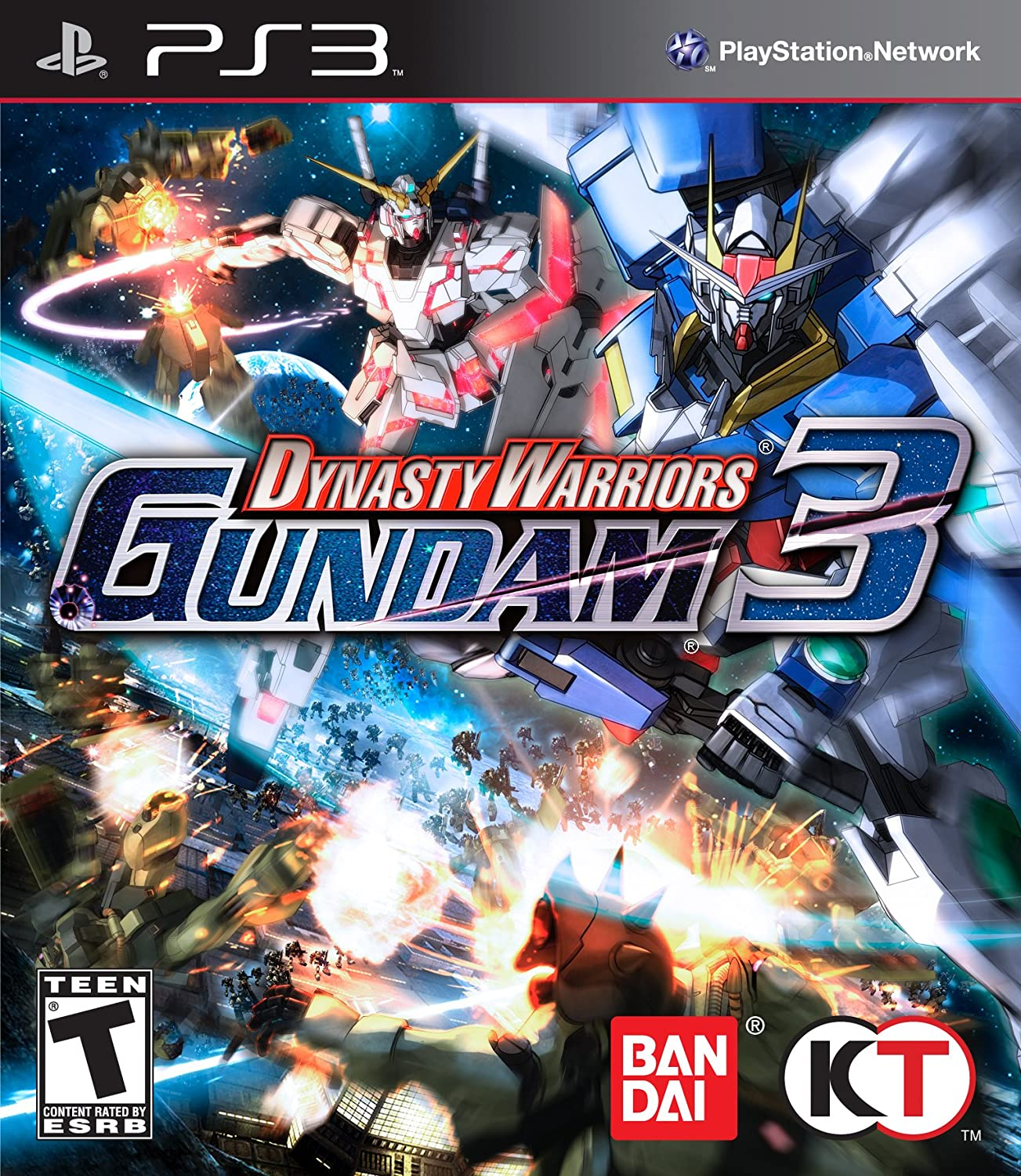 Dynasty Warriors: Gundam Playstation 2021 spring and summer new 3 Inventory cleanup selling sale -