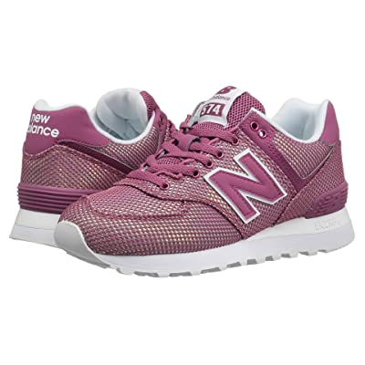 New Balance Classics WL574 (Dragon Fruit) Women