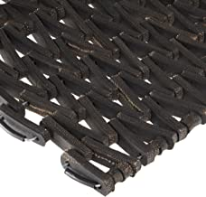 Durable Durite Recycled Tire-Link Outdoor Entrance Mat, Herringbone Weave, 14