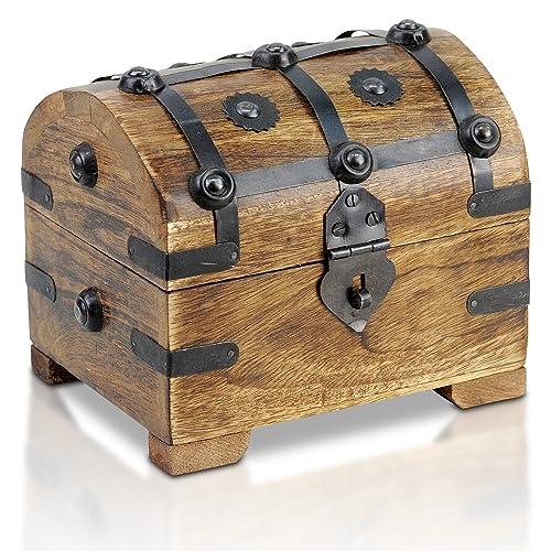 Brynnberg Boîte à trésors en Bois (Moyen M)