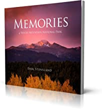 Memories of Rocky Mountain National Park - Photography Coffee Table Book