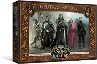 A Song of Ice & Fire: Neutral Heroes #1