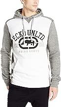 Ecko UNLTD Men's Arch Rhino Pull Over Applique Hooded Fleece