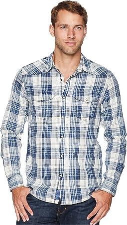 Western Stretch Poplin Shirt