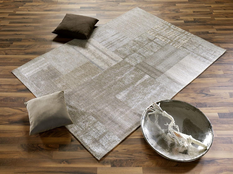 CARDY APOLLIN Vintage Patchwork Patchwork Patchwork Designer Teppich in beige, Größe  120x170 cm B07D4HKS88 1b2880