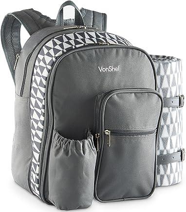 Amazon.es: mochila picnic - VonShef