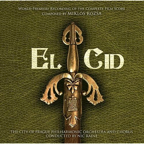 Amazon.com: El Cid: The City Of Prague Philharmonic ...