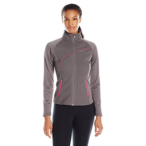 Spyder Womens Essential Mid Weight Stryke Fleece Jacket