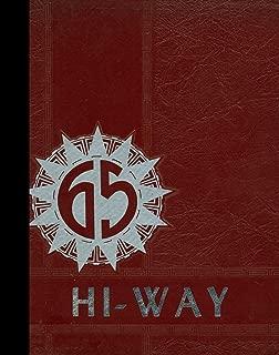 (Reprint) 1965 Yearbook: Troutman High School, Troutman, North Carolina
