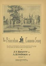 The Princeton Cannon Song: Popular Standard; Single Songbook