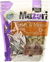 Mazuri Rat & Mouse Diet Rodent Food, 2 Pound Bag