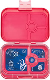 Yumbox Panino Leakproof Bento Lunchbox for Kids and Teens (Lotus Pink)