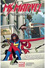 Ms. Marvel Vol. 2: Generation Why (Ms. Marvel Series) Kindle Edition