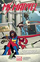 Ms. Marvel Vol. 2: Generation Why (Ms. Marvel Series) (English Edition)