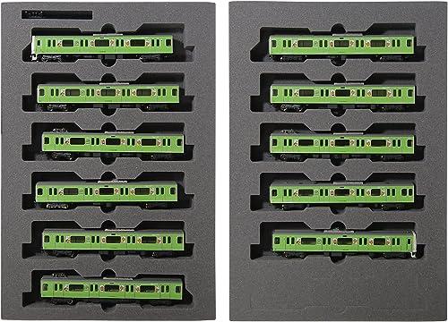 Le train Rilakkuma 11 voiture Set de N calibre 10 à 1227 500s système E231 vert