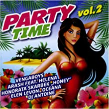 Party Time Vol. 2 (CD 2 disc)