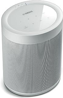 Yamaha Wireless MusicCast 20 Surround Speaker with Bluetooth & Alexa compatibility - WX021 (White)