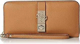GUESS Albury Large Zip Around Wallet