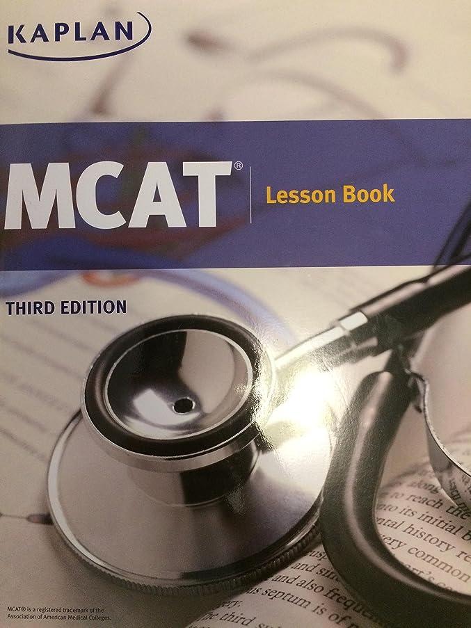 MCAT Lesson Book