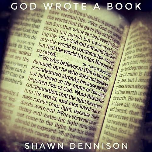Wrote a book god