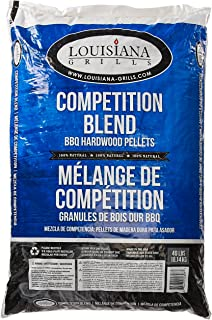Louisiana Grills 55405 Competition Blend Pellets, 40,
