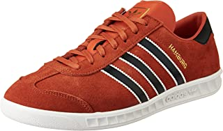 adidas Originals Men's Hamburg Leather Sneakers