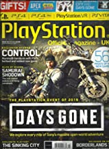 PLAY STATION OFFICIAL MAGAZINE - UK MAY, 2019 ISSUE # 161 FREE GIFTS INSIDE (PLEASE NOTE: ALL THESE MAGAZINES ARE PET & SMOKE FREE MAGAZINES. NO ADDRESS LABEL.) (SINGLE ISSUE MAGAZINE)