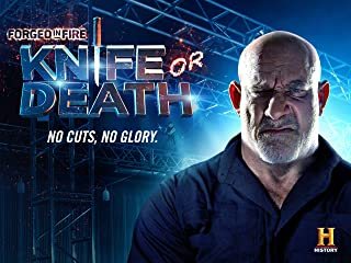 Forged in Fire: Knife or Death Season 2