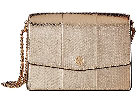 91a77d75284a2 Tory Burch Robinson Exotic Convertible Shoulder Bag at 6pm