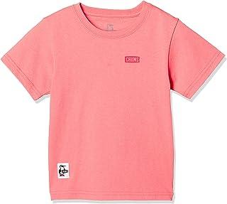 [チャムス] キッズTシャツ Kid's Booby Logo T-Shirt
