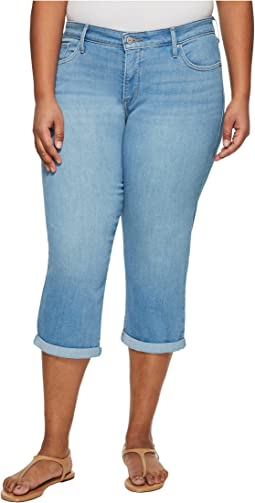 Levi's® Plus Shaping Capris