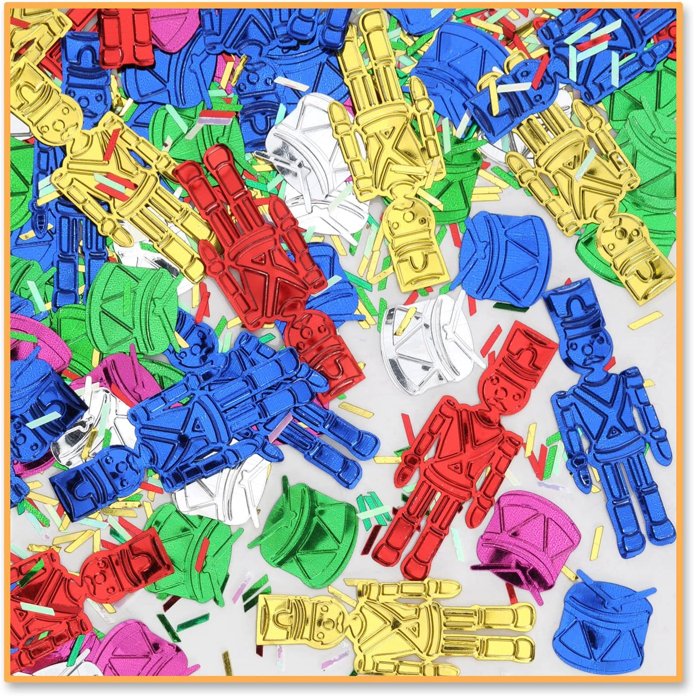 Toy Soldiers Confetti (Pack of 24)