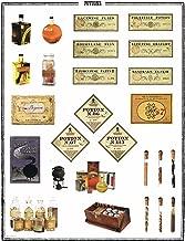 Harry Potter Full Sheet Stickers