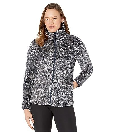 The North Face Seasonal Osito Jacket (Urban Navy/Dove Grey) Women