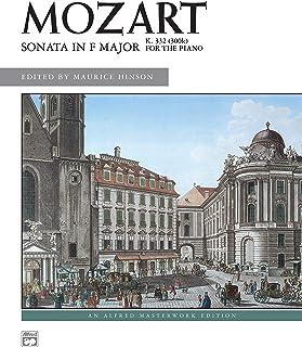 Sonata in F Major, K. 332 (Alfred Masterwork Edition)