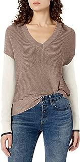 Splendid Women's Vneck Sweater