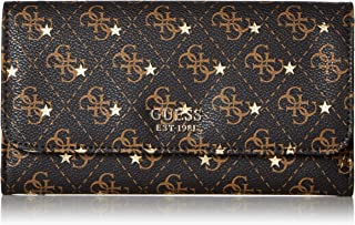 GUESS womens Affair Q-logo Multi Clutch Wallet