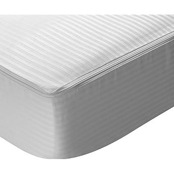 Pikolin Home - Funda de colchón cutí, 100% algodón satén ...