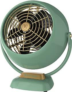 Vornado VFAN Jr. Vintage Air Circulator Fan, Green