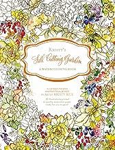 Kristy's Fall Cutting Garden: A Watercoloring Book (Kristy's Cutting Garden)