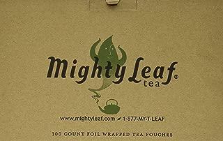 Mighty Leaf Organic Green Dragon Tea, 100 Tea Pouches